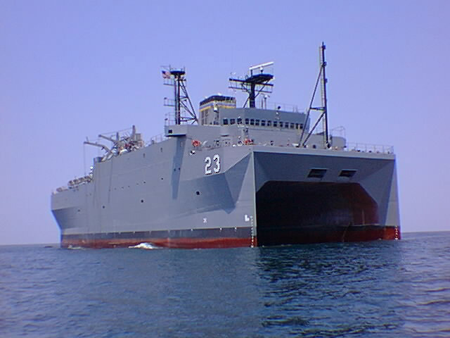 「USNS Impeccable (T-AGOS 23)」的圖片搜尋結果