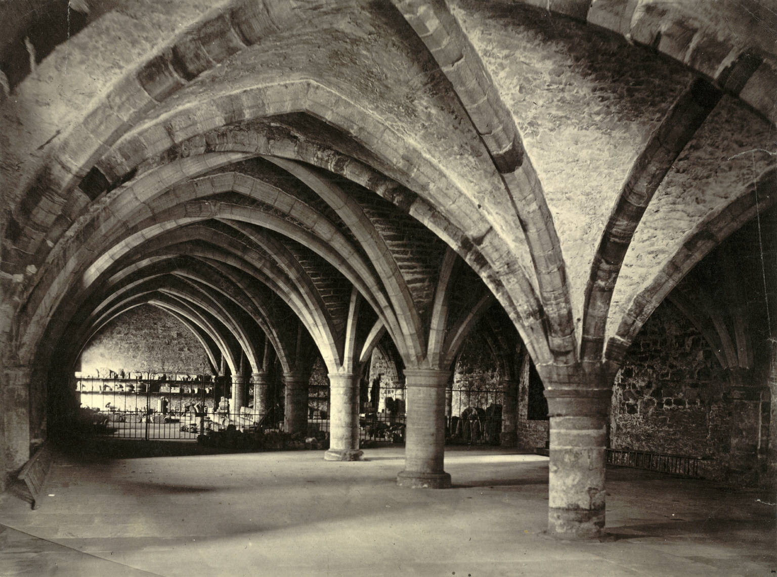 File University College Durham Crypt Jpg Wikimedia Commons