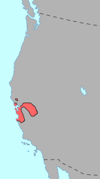 Area where the Utian languages were spoken