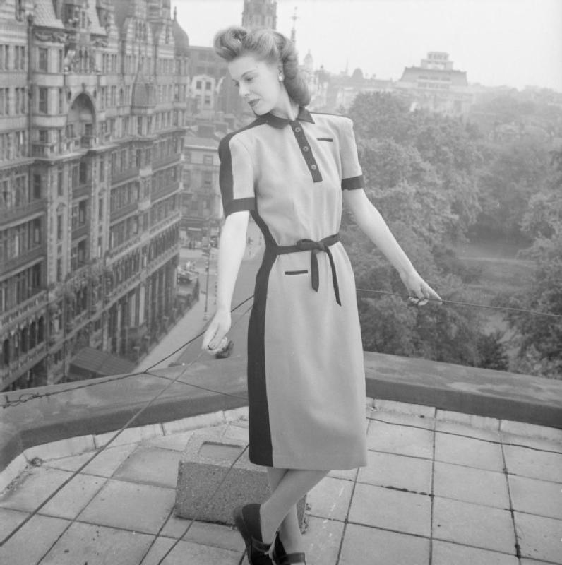 File Utility Clothes Fashion Restrictions In Wartime