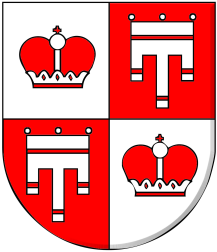 The Coat of Arms of Vaduz