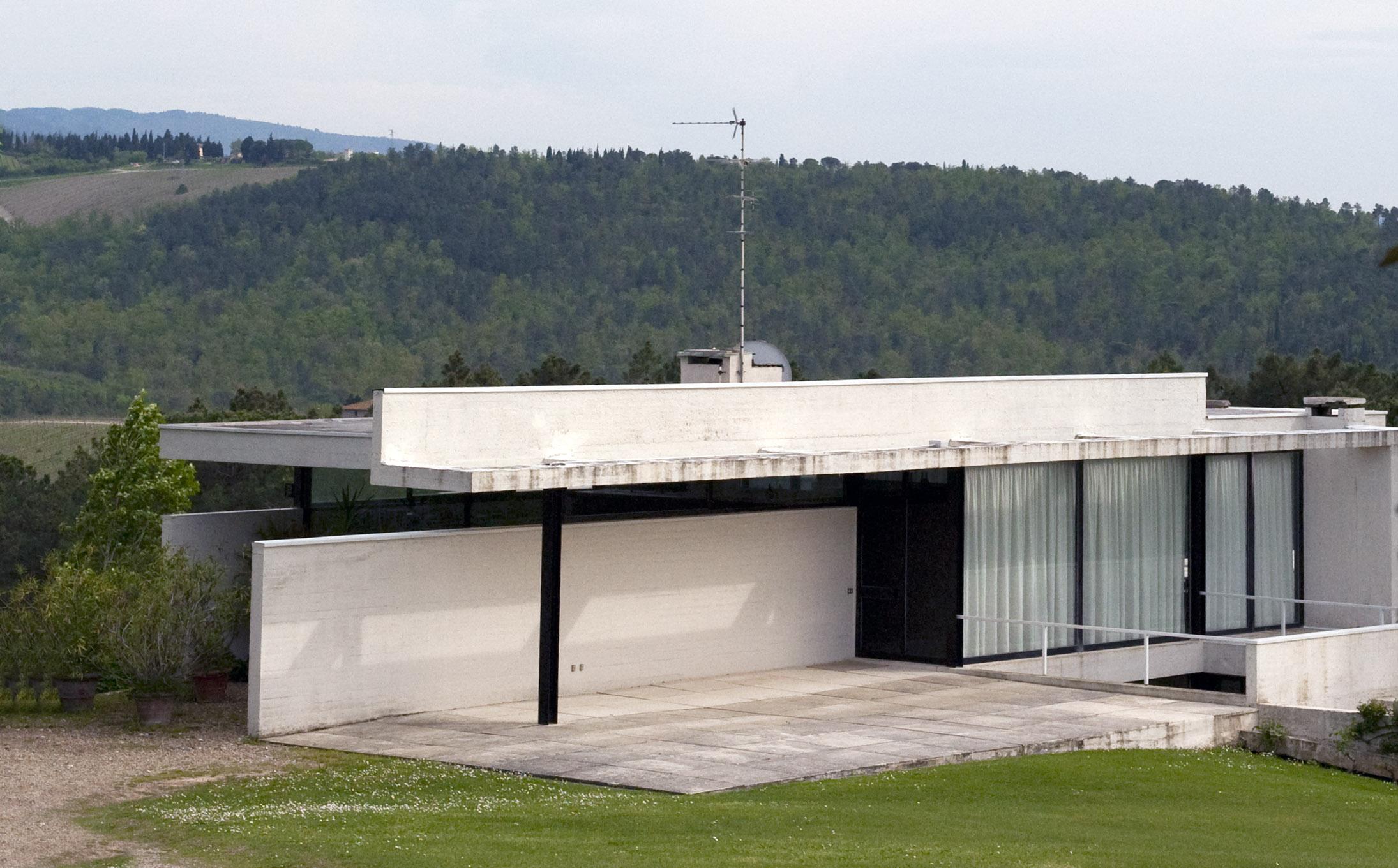 File villa brody wikimedia commons for Richard meier architetto