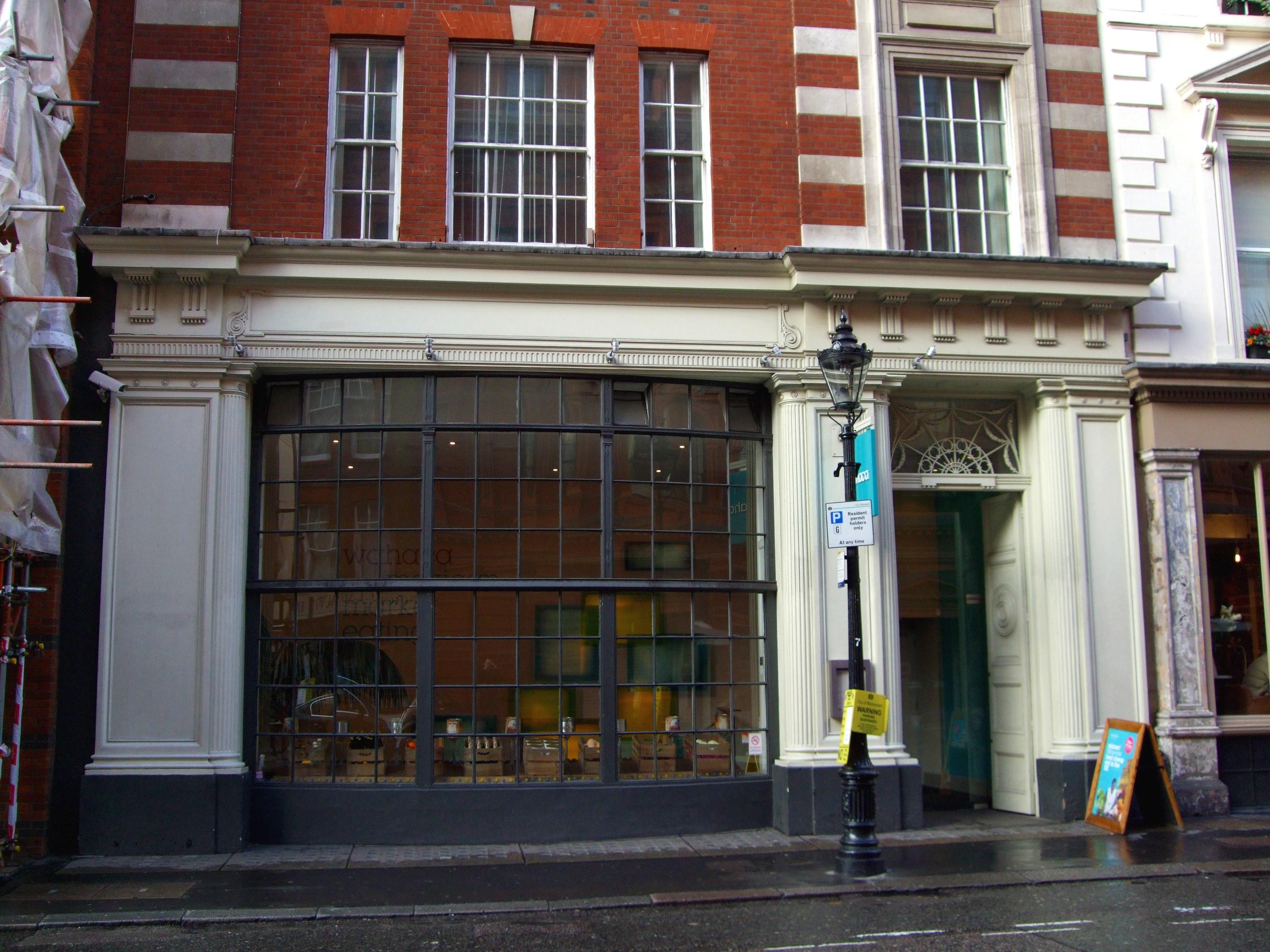 Wahaca Restaurant Covent Garden