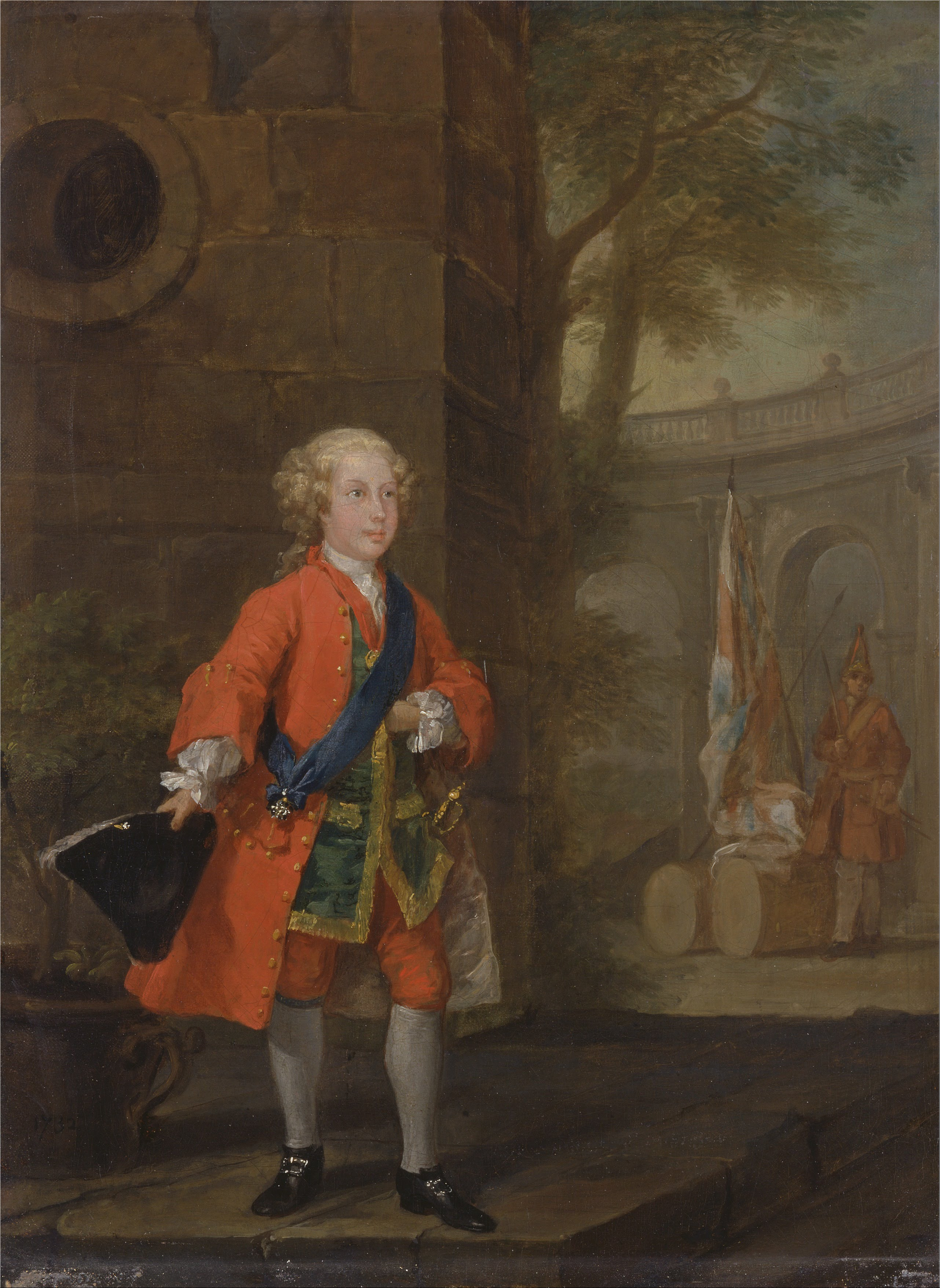 File william hogarth william augustus duke of for William hogarth was noted for painting