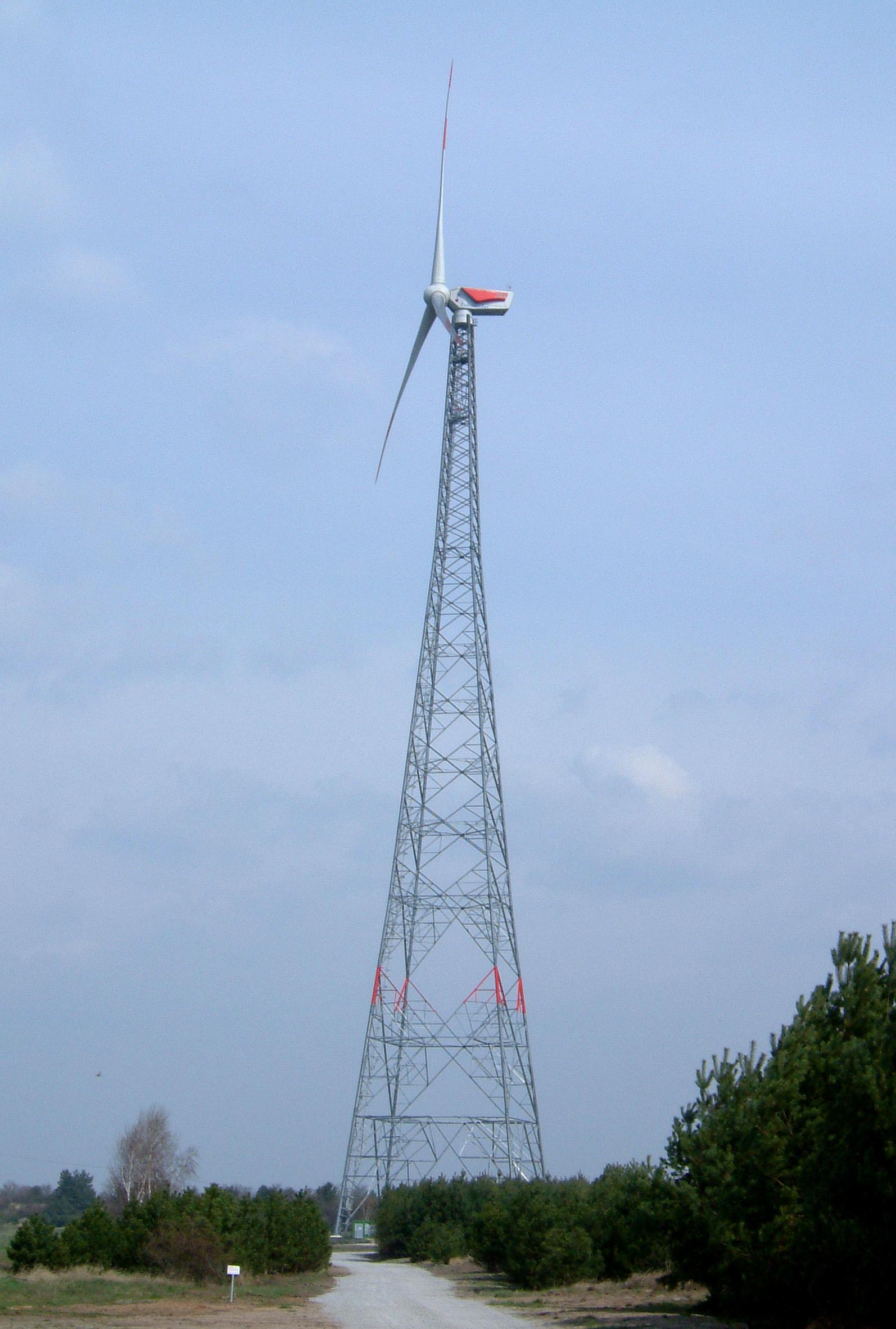 Fuhrl U00e4nder Wind Turbine Laasow