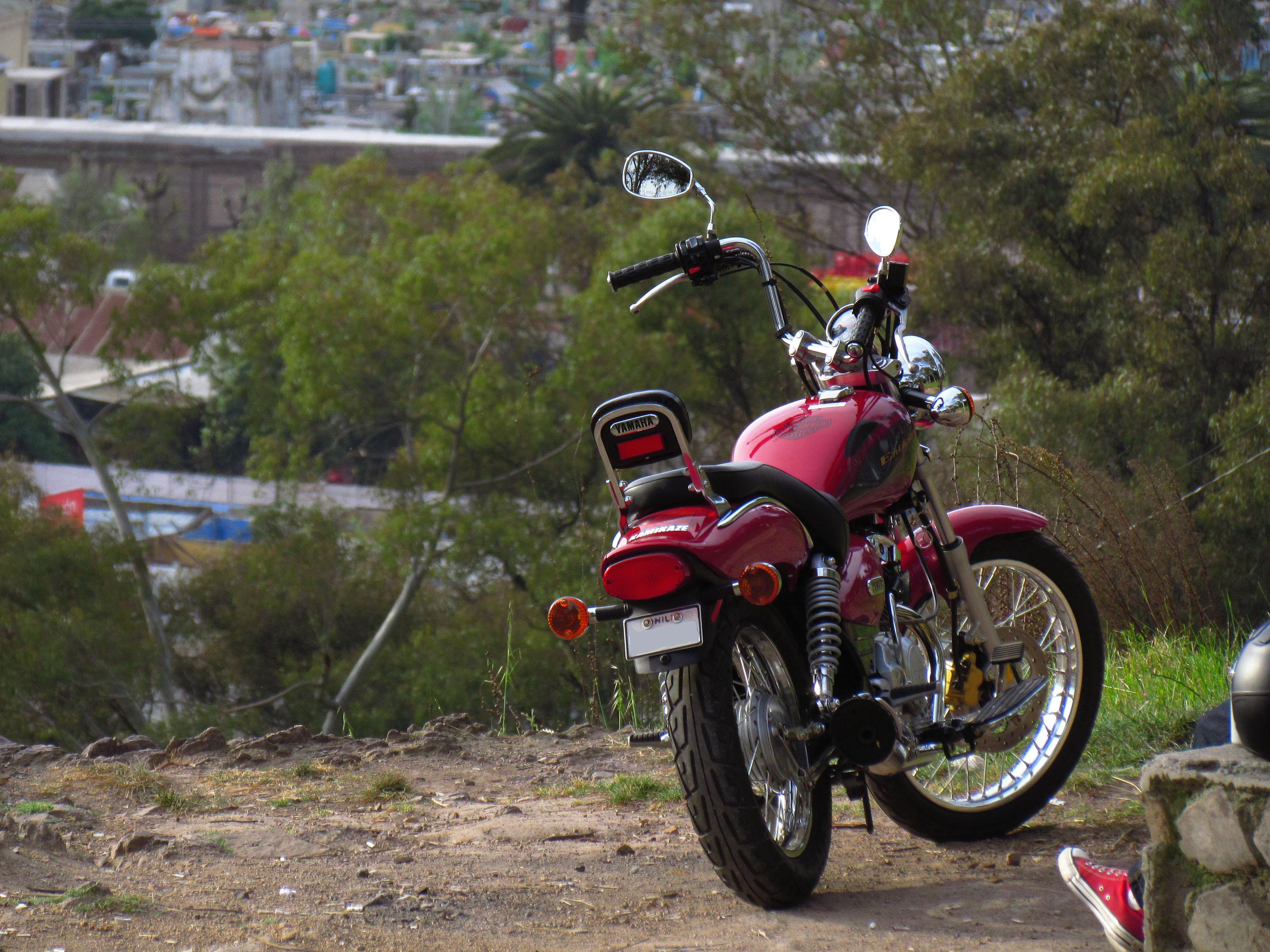 Yamaha Enticer
