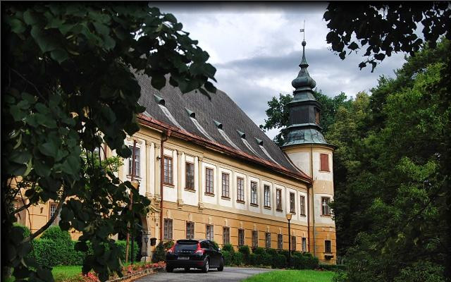 Bludov Chateau