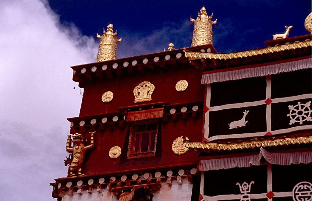 Zhongdian in Yunnan