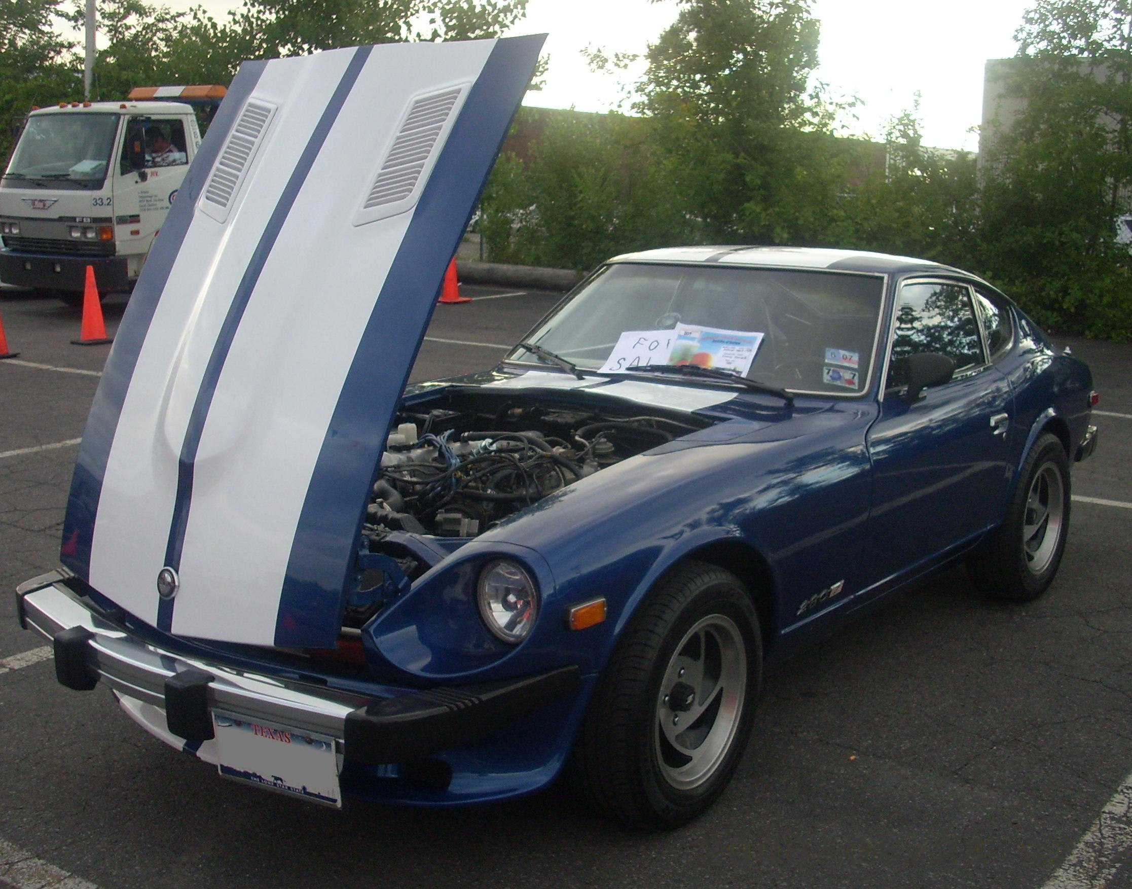 File:'78 Datsun 280Z (Orange Julep).JPG - Wikimedia Commons