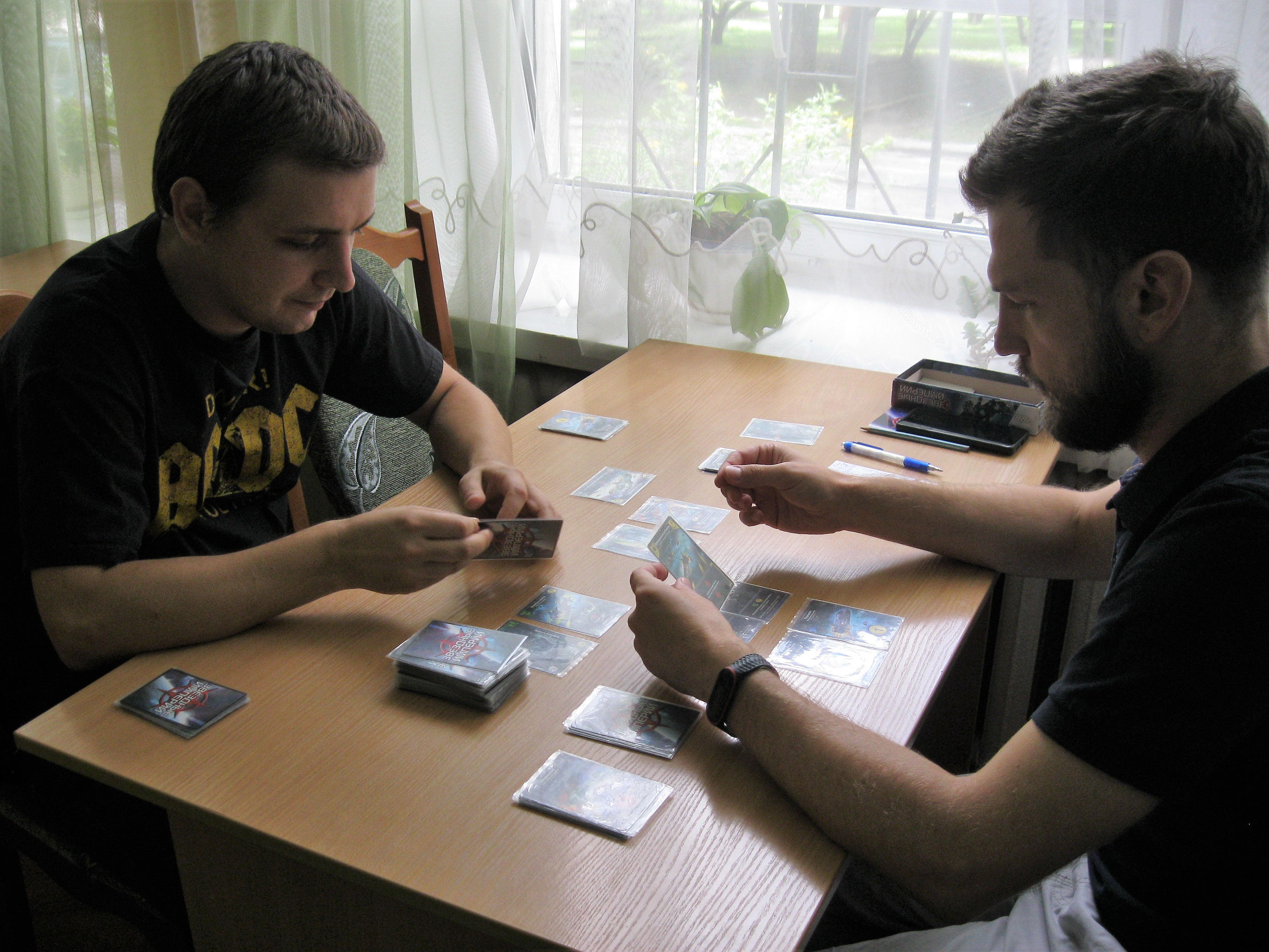 Picture of a game: Star Realms