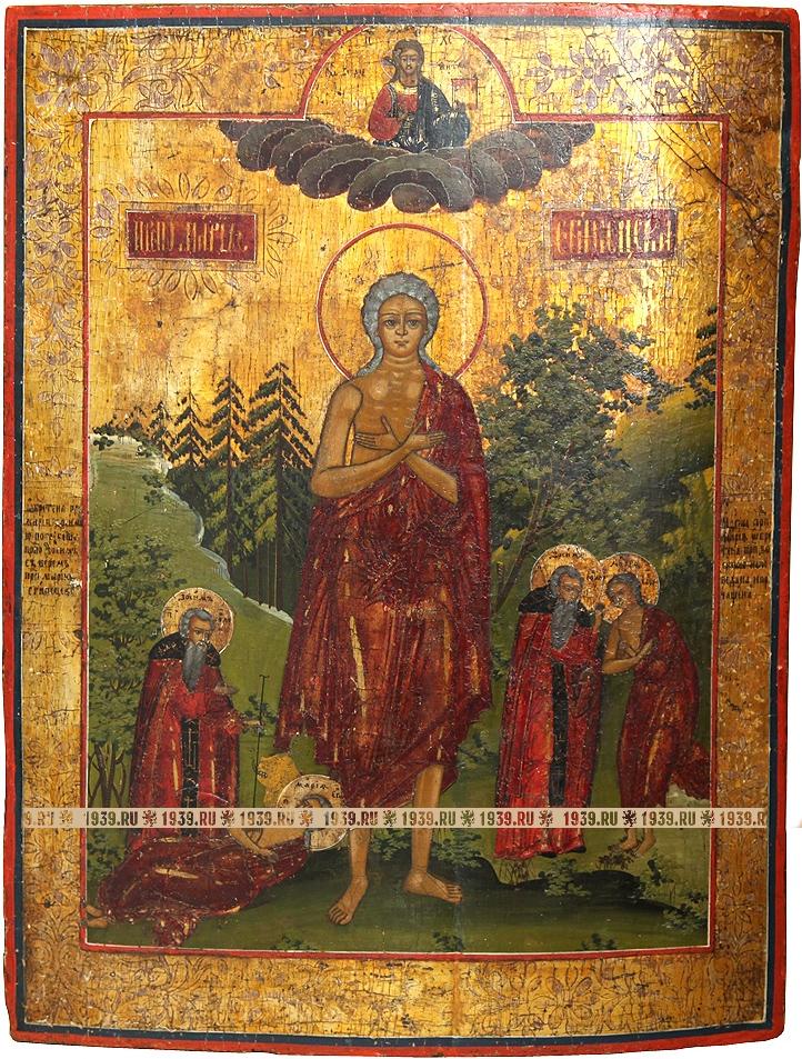 File:Старообрядческая икона Мария ...: commons.wikimedia.org/wiki/File:Старообрядческая...