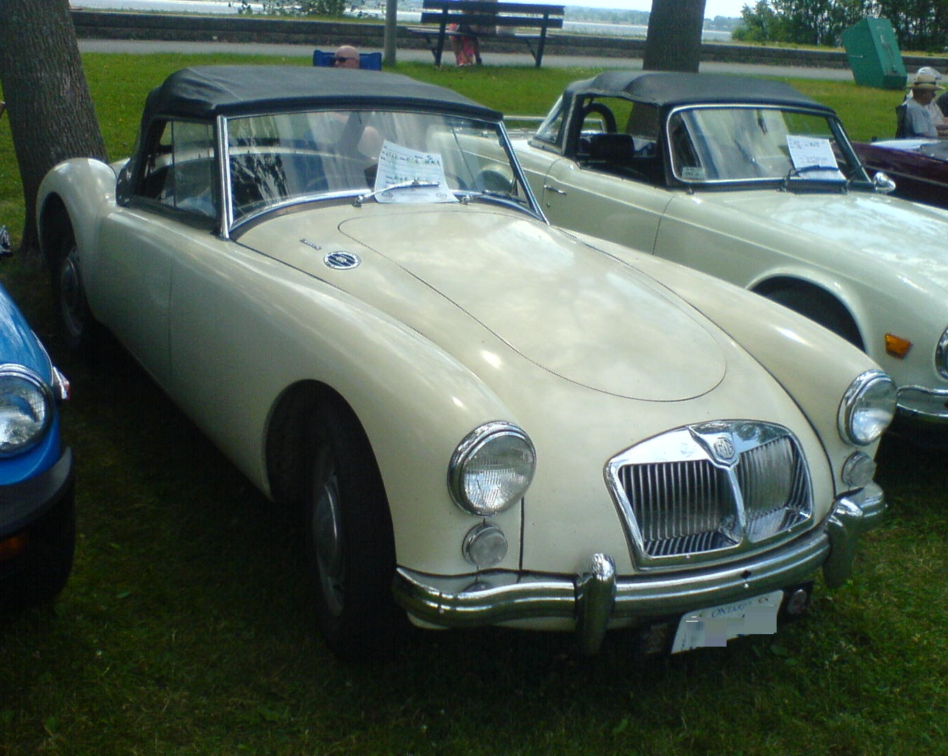 File 63 Mg Mga Ottawa British Car Show 10 Jpg