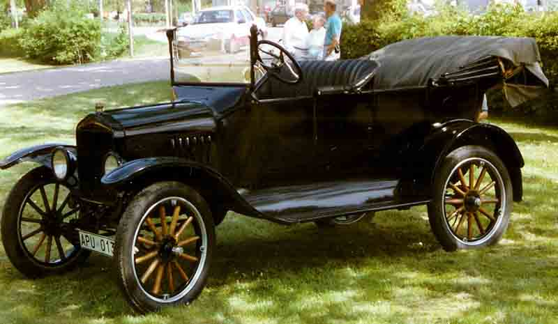 Model T Ford Touring Car
