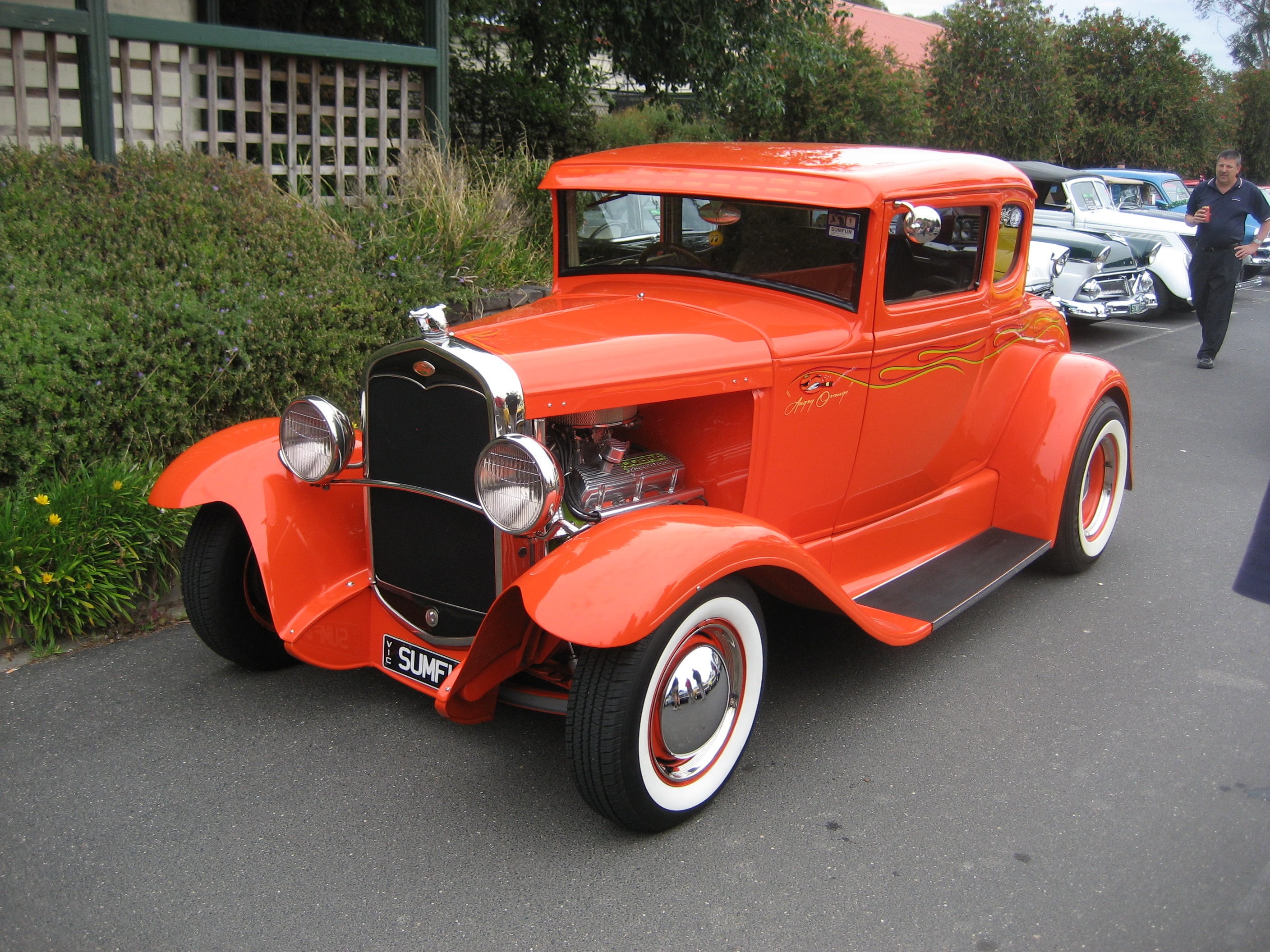 File:1930-31 Ford Model A Coupe Hot Rod.jpg - Wikimedia Commons