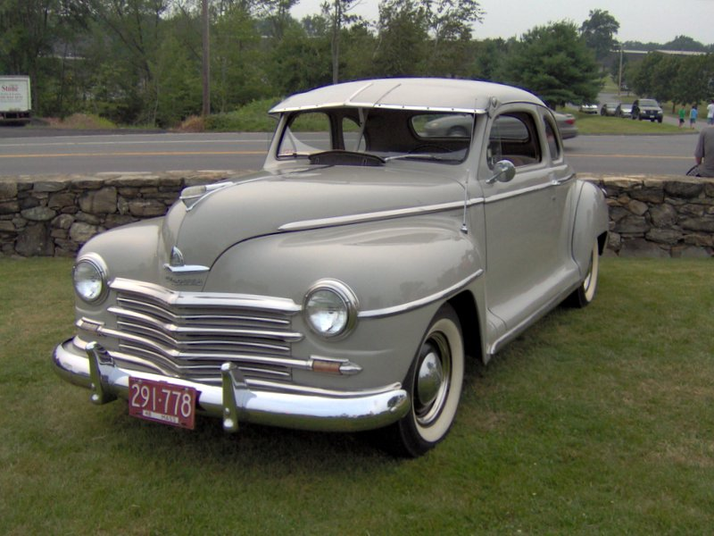 File 1948 Plymouth Business Coupe Jpg Wikimedia Commons