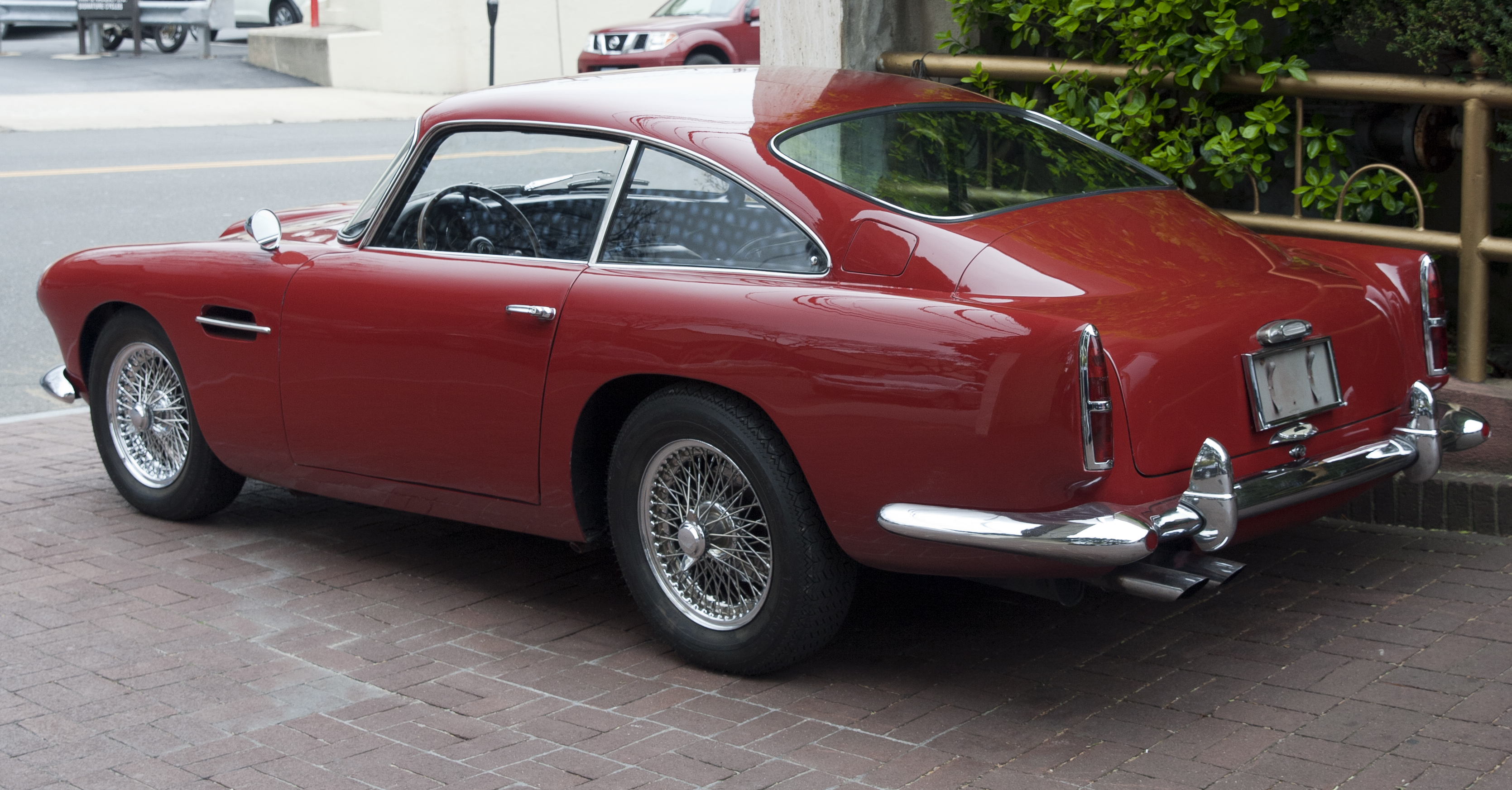 1948 Ferrari 166 Inter Stabilimenti Farina Berli ta as well Gallery gt gt tokyo car style pt 2 moreover Honda Ev Ster Electric Sports Car   Image together with Habit Rouge Guerlain 1965 Valeur Refuge together with Volvo P1800 Jensen 1962. on vintage aston martin