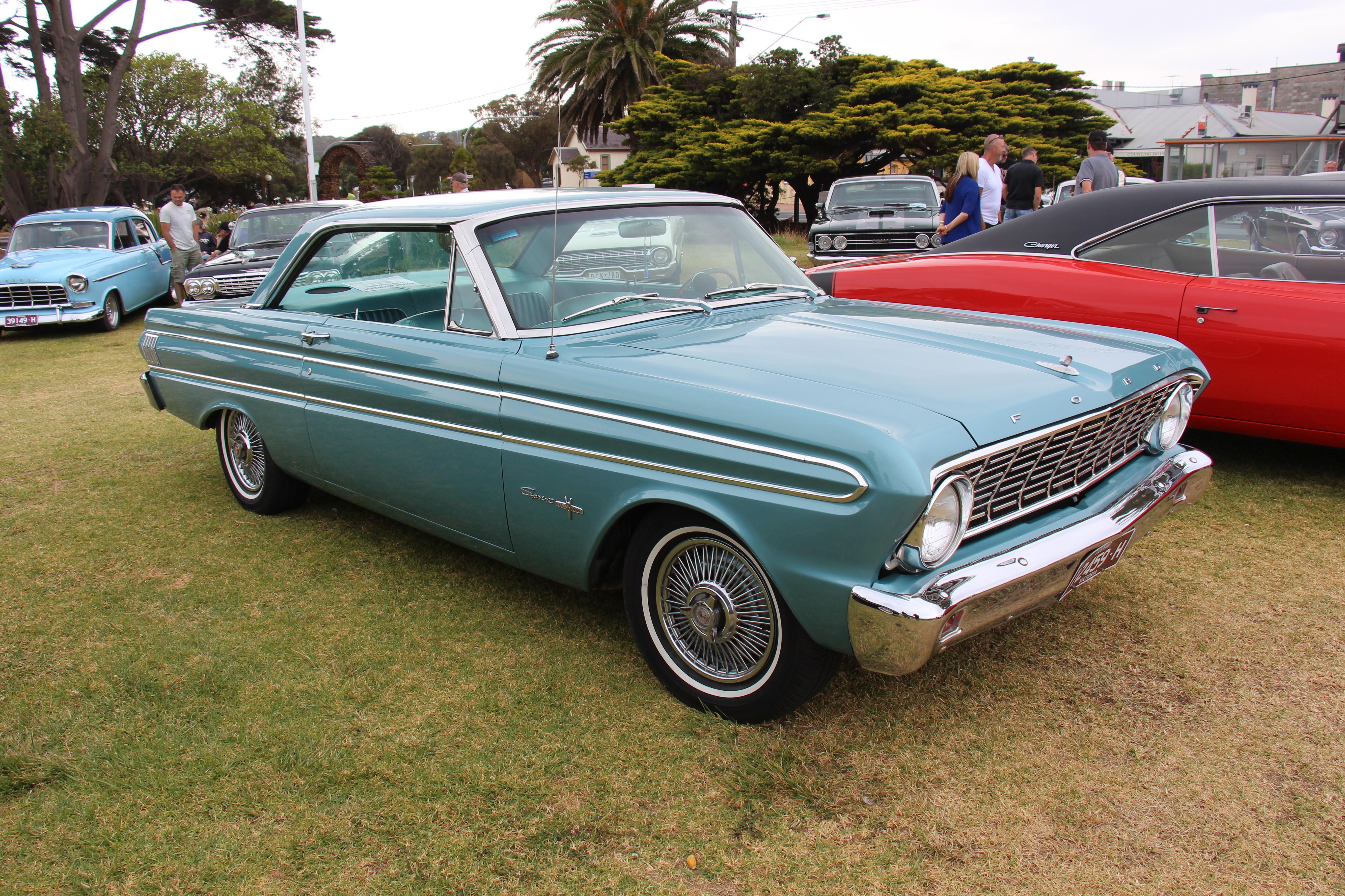 File 1964 Ford Falcon Sprint Coupe 16030082569 Jpg Wikimedia