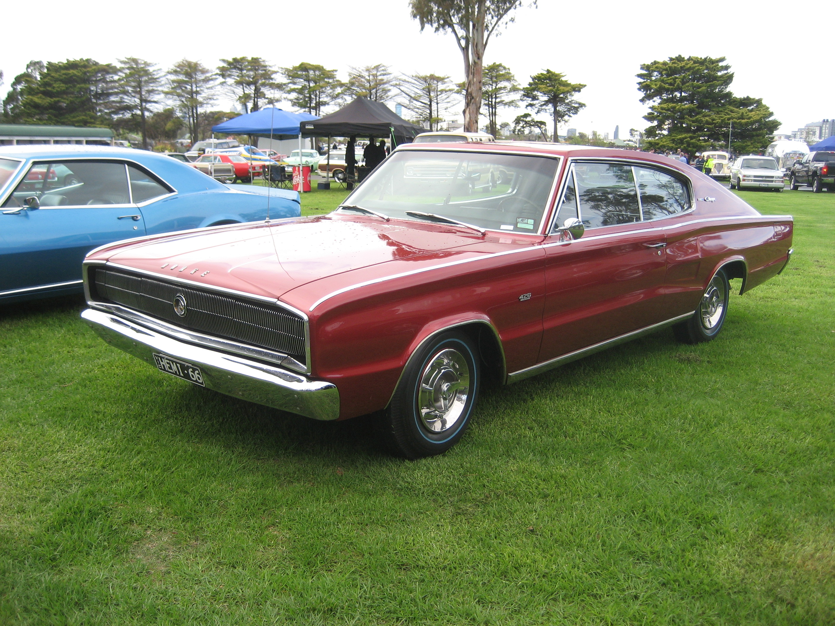 Dodge Charger (Wiki)