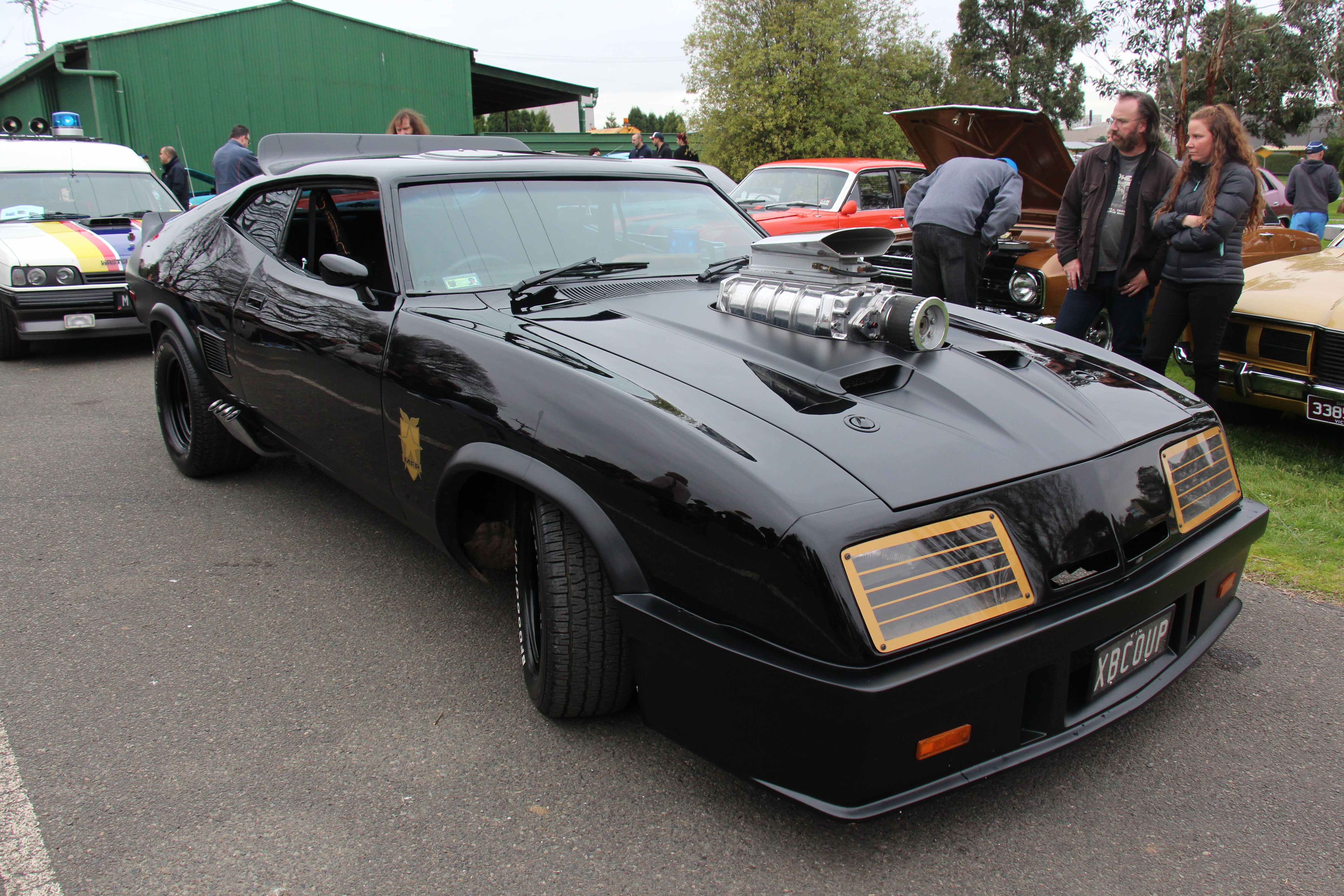 File 1973 Ford Falcon Xb Hardtop Mad Max Tribute 19101157448 Jpg Wikimedia Commons