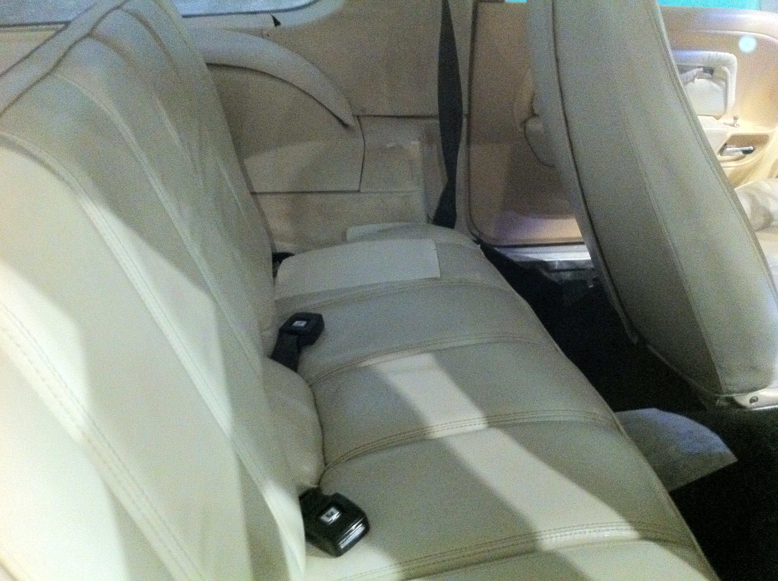 Leather Upholstery Cleaning Canberra
