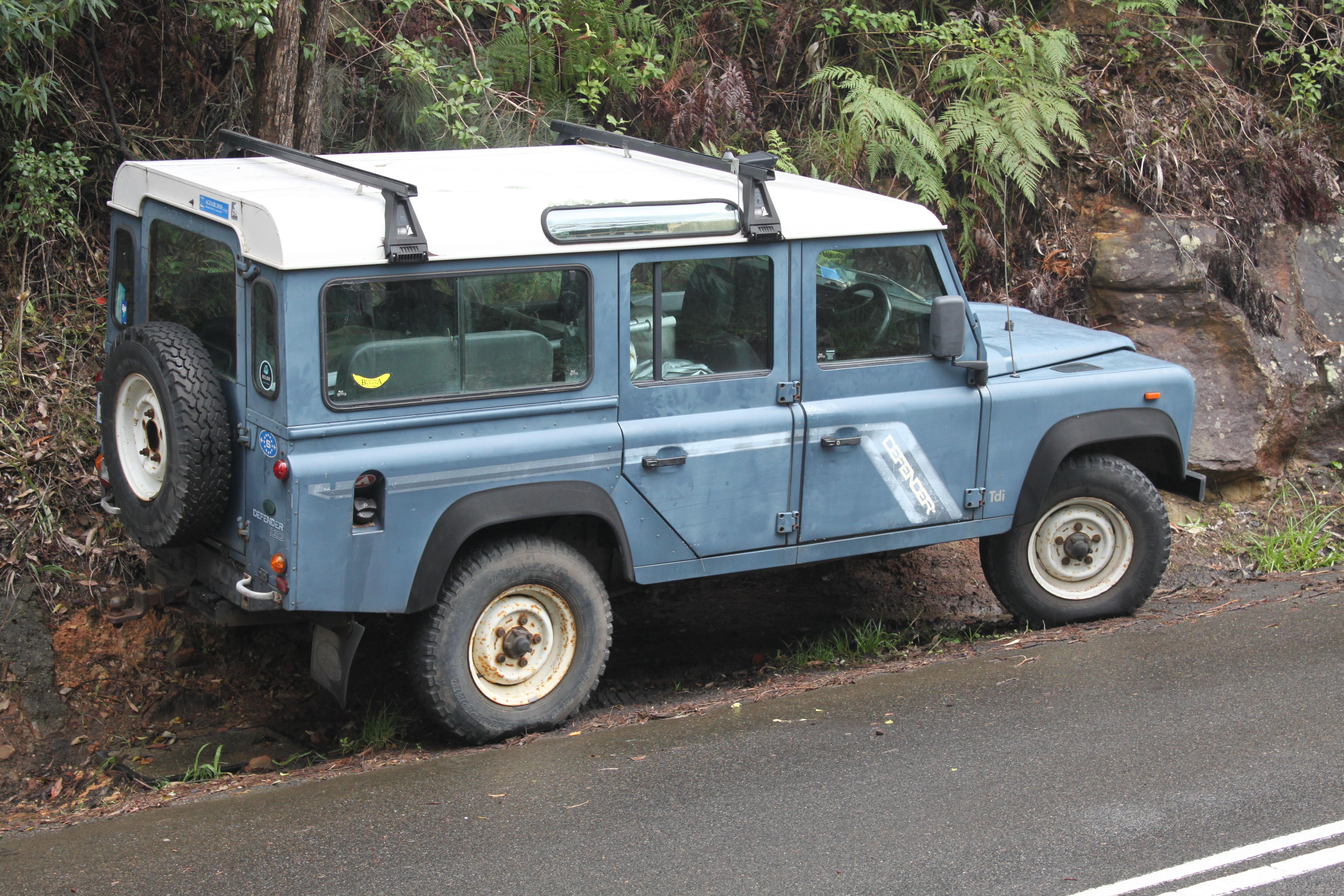land rover defender 2015 4 door. file1993 land rover defender 5door wagon 17812834798jpg 2015 4 door