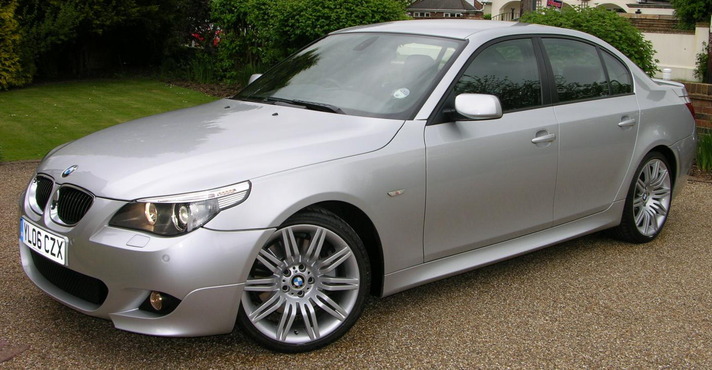 File 2006 Bmw 535d M Sport Flickr The Car Spy 9 Jpg
