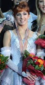2009 EC Ice Dancing Podium (cropped) - Khokhlova.jpg