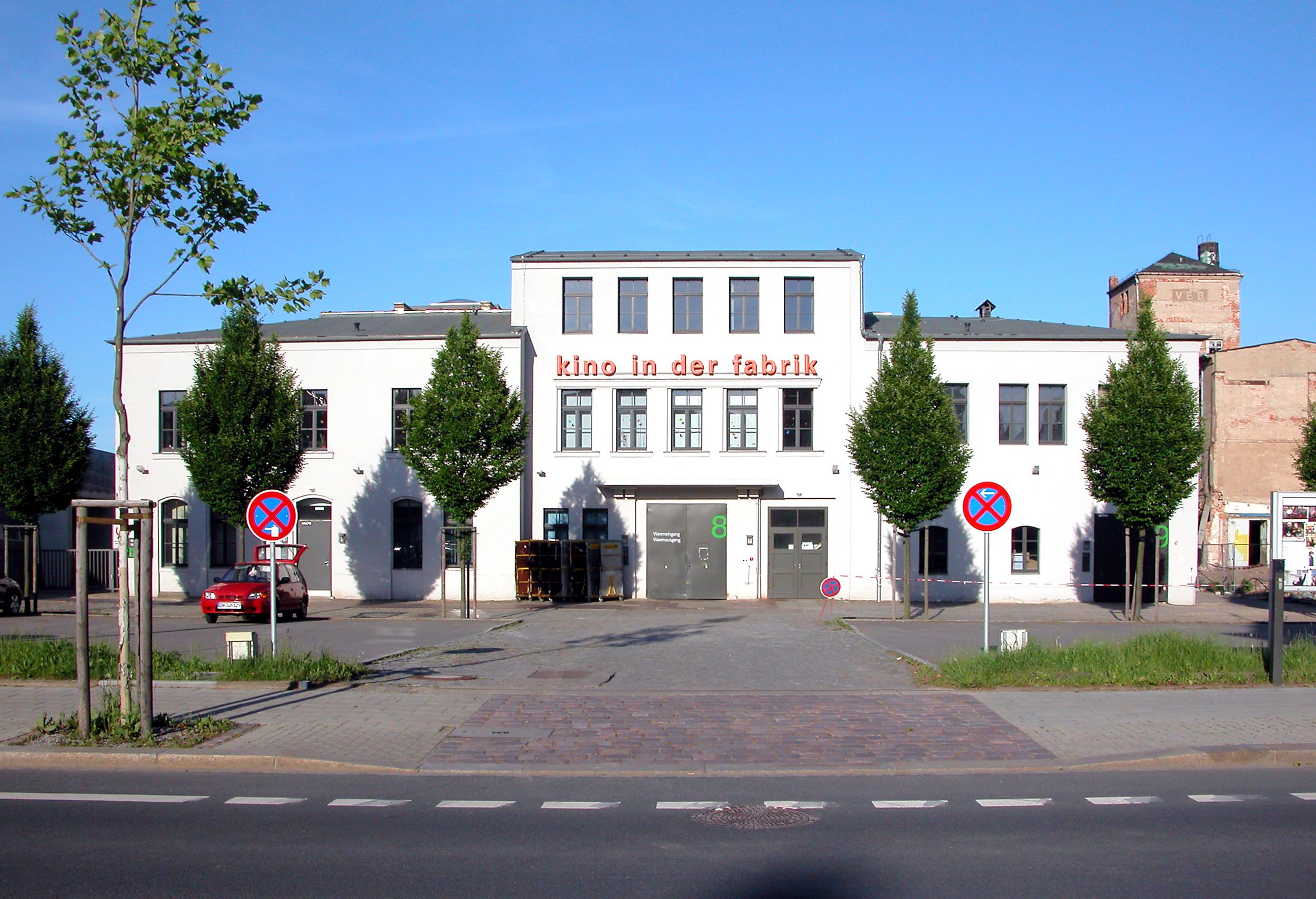 kino in der fabrik