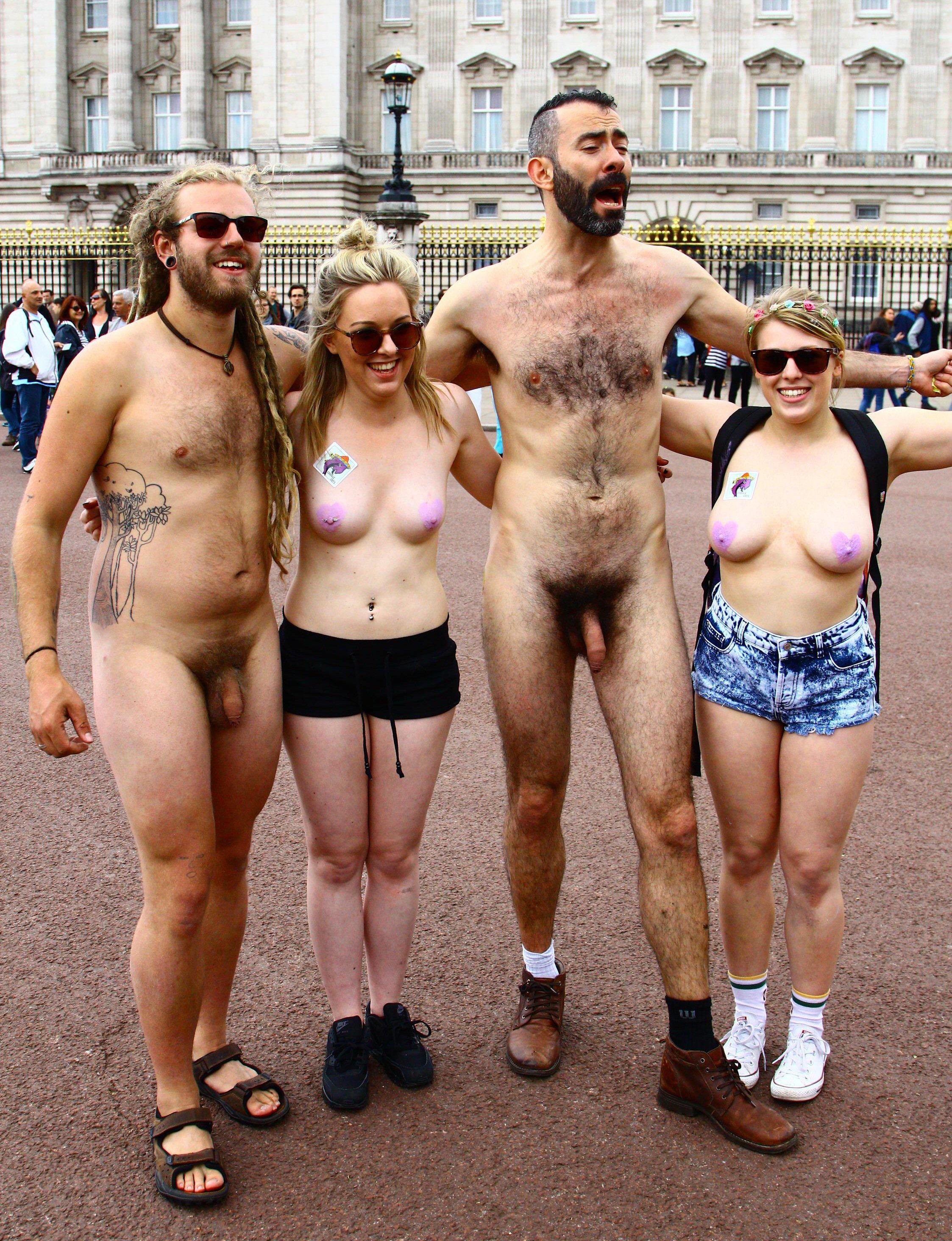 What cfnm naked bike ride london good