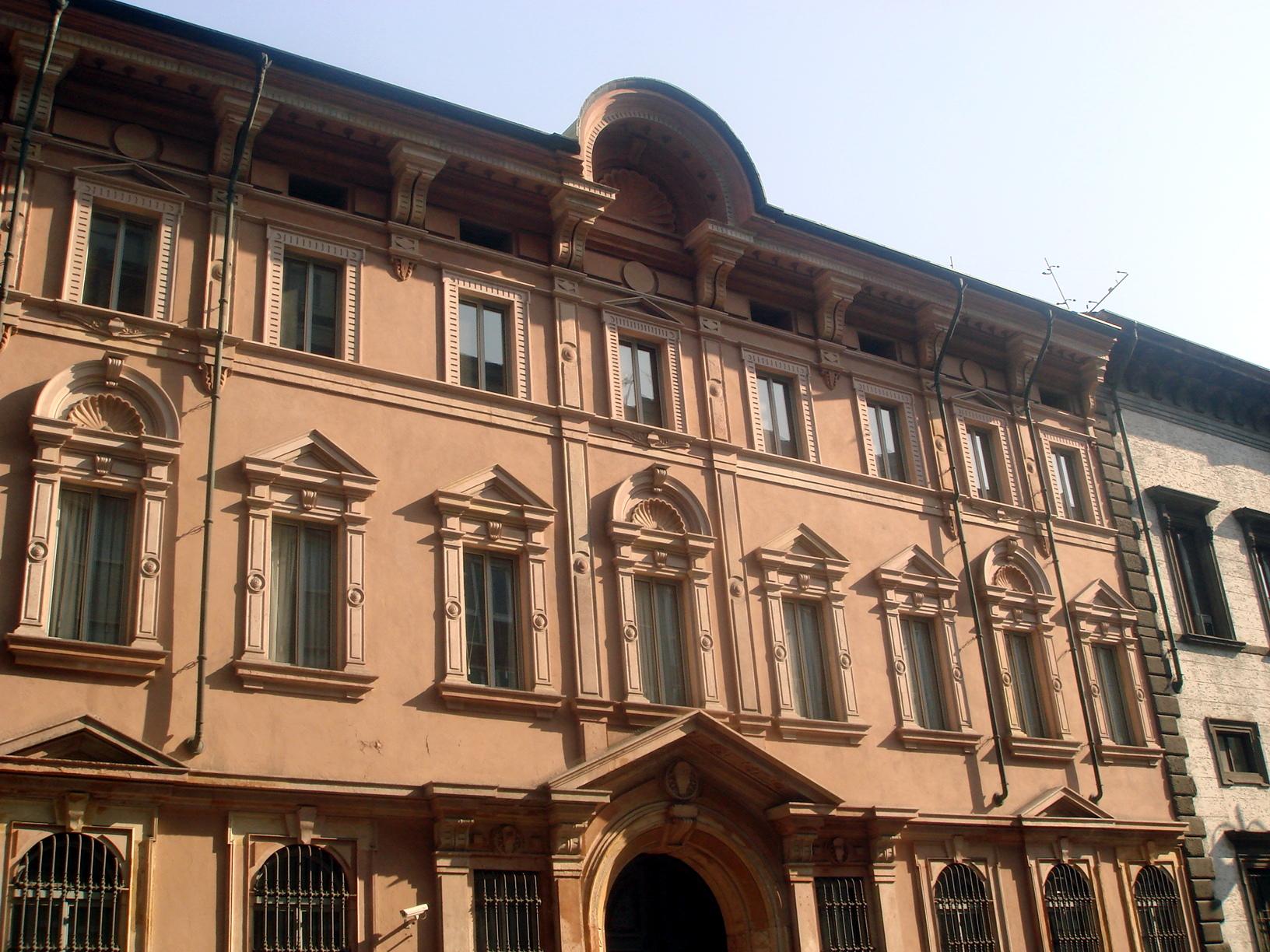 File 5982 milano palazzo corio casati foto giovanni for Palazzi di una storia