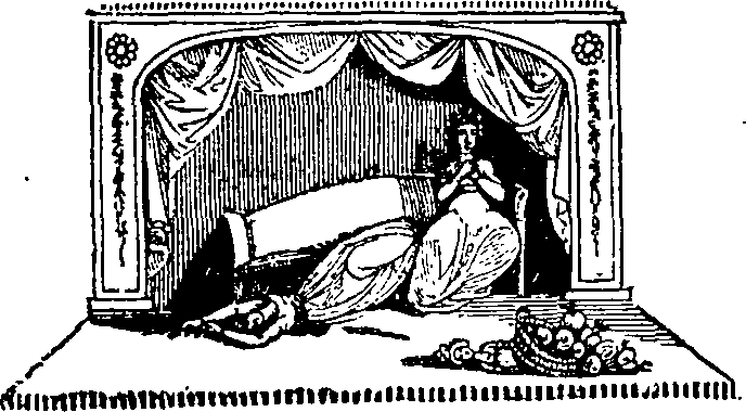 A mirror for the female sex Fleuron T104149-34.png English: Fleuron from book: A mirror for the female sex. Historical beauties for young ladies