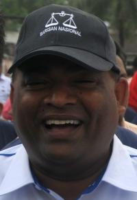 Abdul Azeez Abdul Rahim Malaysian politician