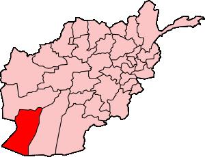 2011 Nimruz province bombing