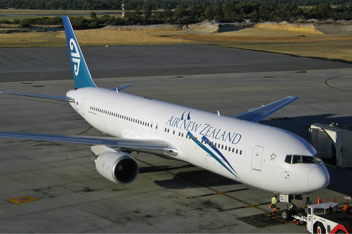 air new zealand - photo #27