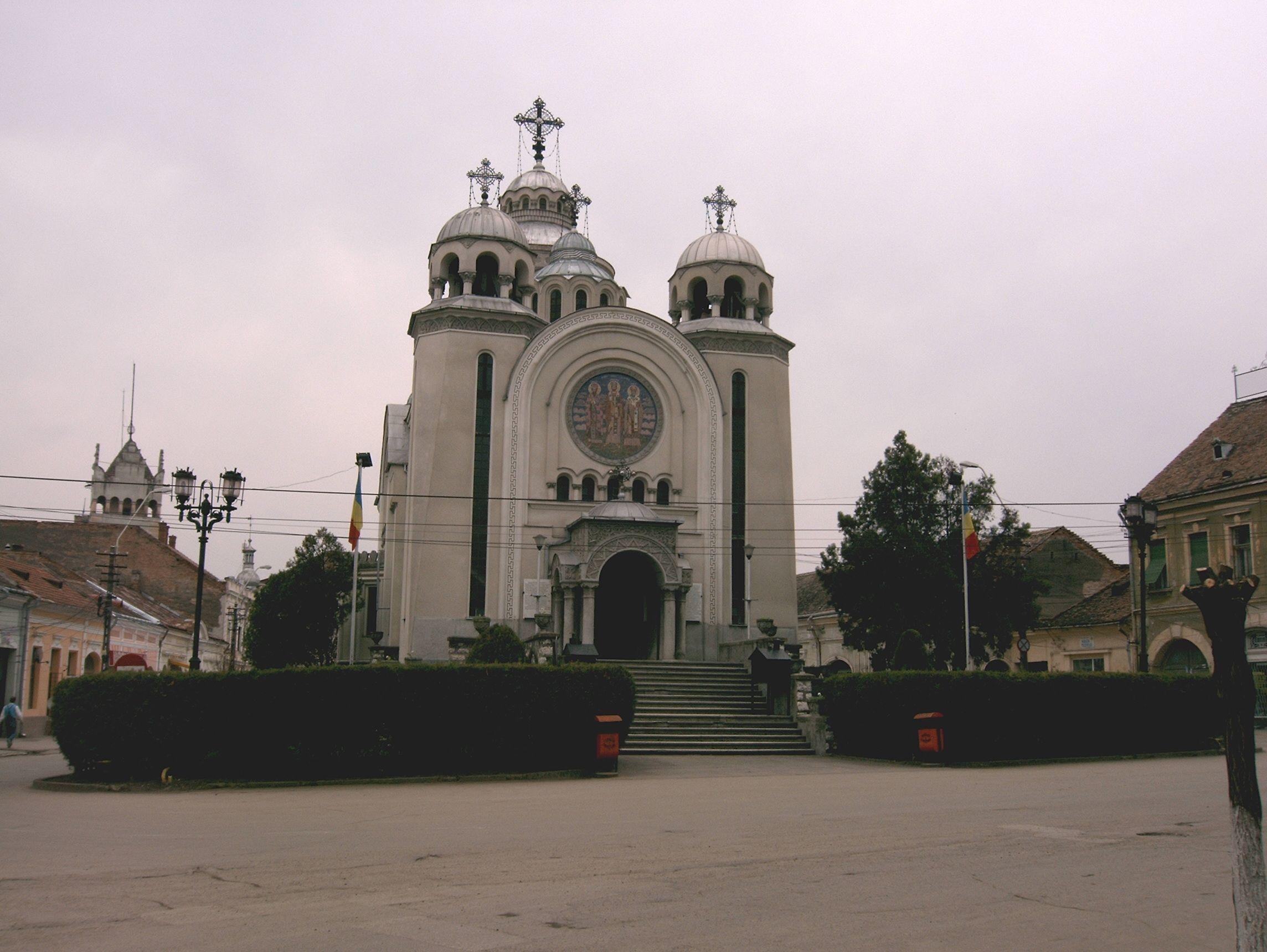 File Aiud Orth Church Jpg Wikimedia Commons