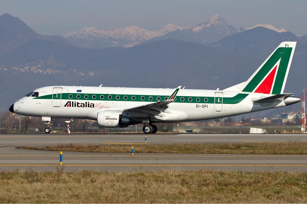 Авиакомпания Алиталия Экспресс (Alitalia Express). Официальный сайт.2
