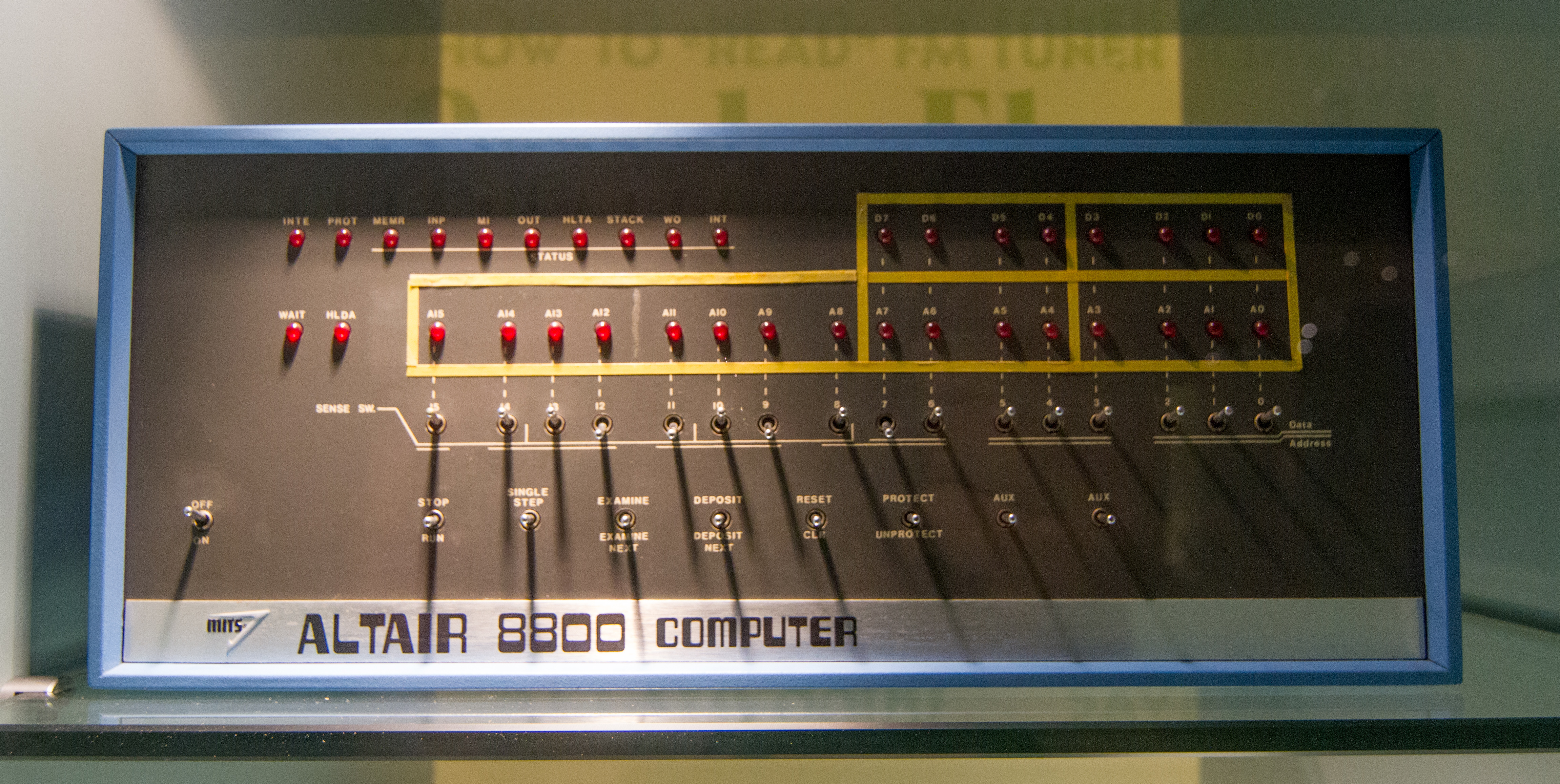 Altair Computer 8800
