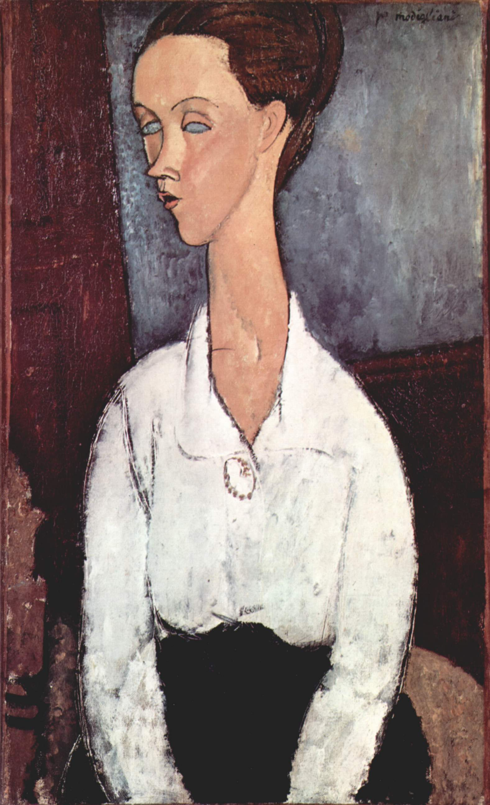 a biography of amedeo modigliani Amedeo clemente modigliani (italian pronunciation: [ameˈdɛo modiʎˈʎani] july 12, 1884 – january 24, 1920) was an italian painter and sculptor who.