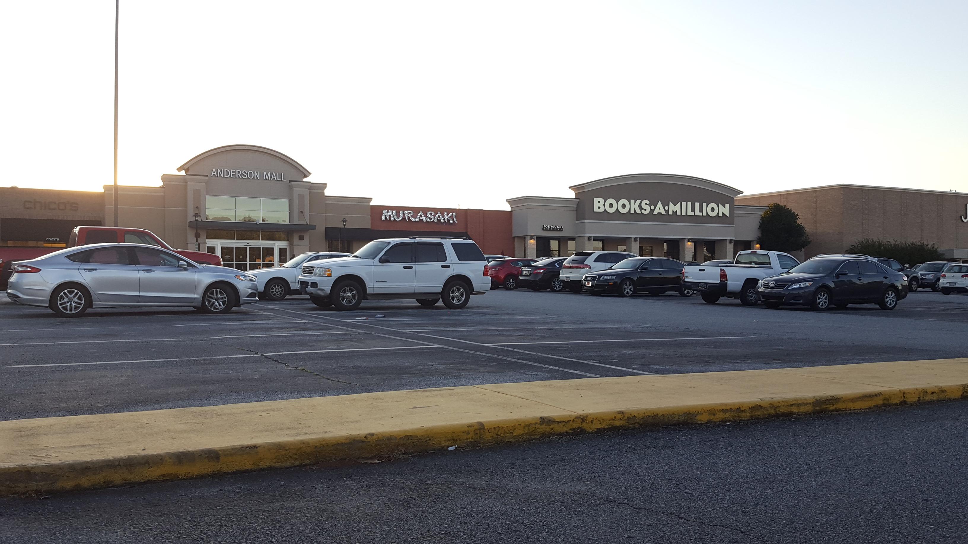 Dillards Anderson Sc >> Anderson Mall Wikipedia