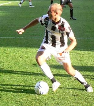 Jalkapalloilija