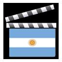 Argentina film clapperboard.png