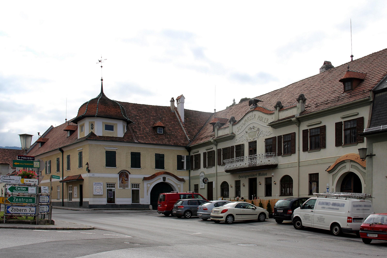 Hotel Schwarzer Adler Landeck Osterreich