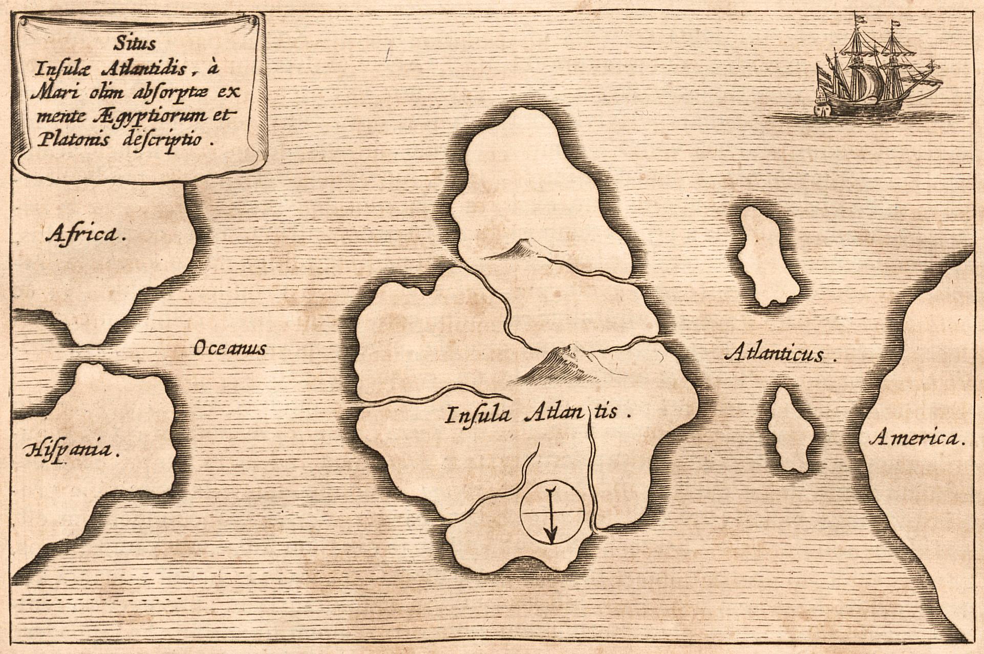 Cartina Mondo Emerso.Atlantide Wikipedia