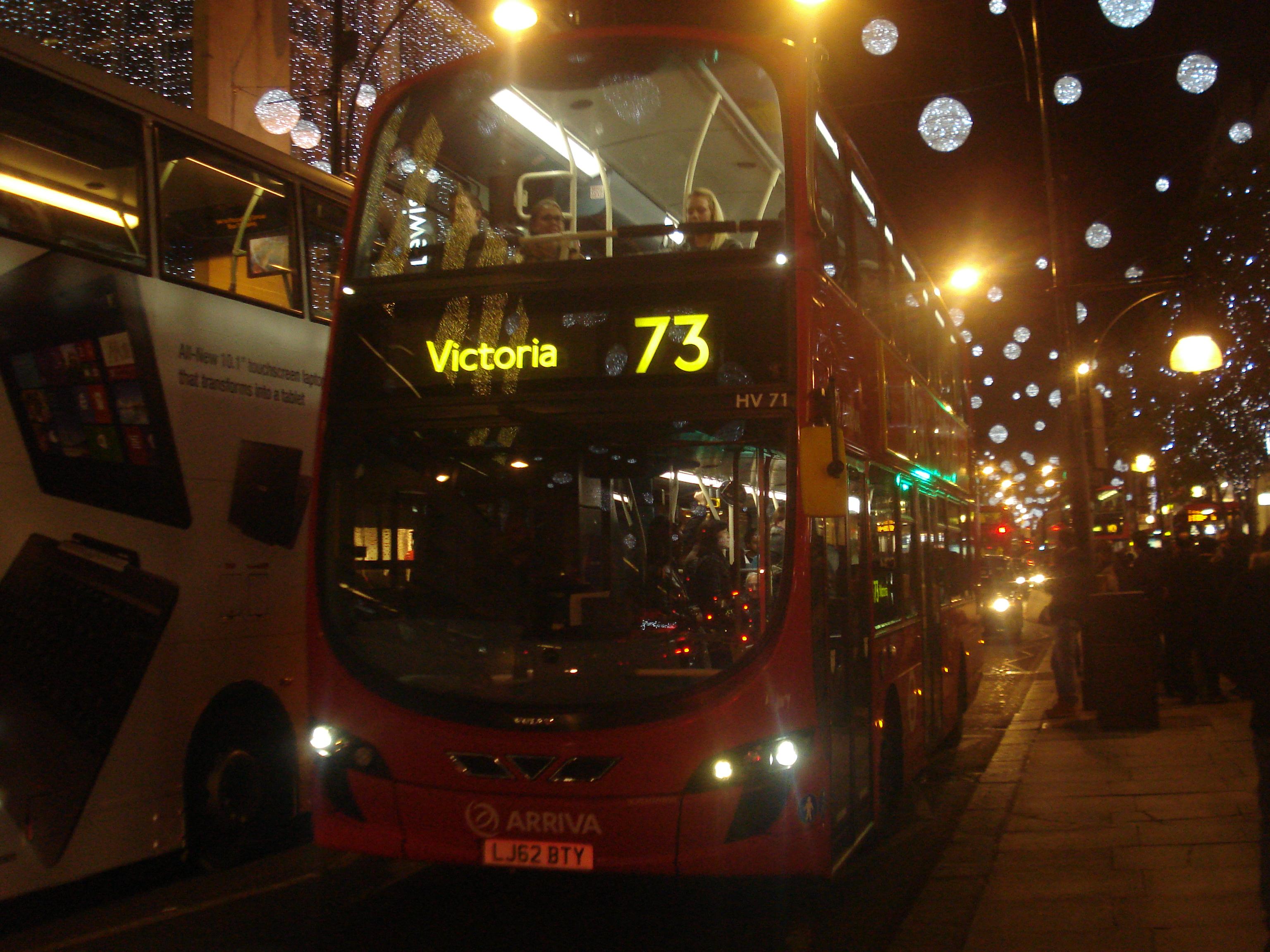File:Au Morandarte Flickr Arriva HV71 on Route 73, Oxford Street ...