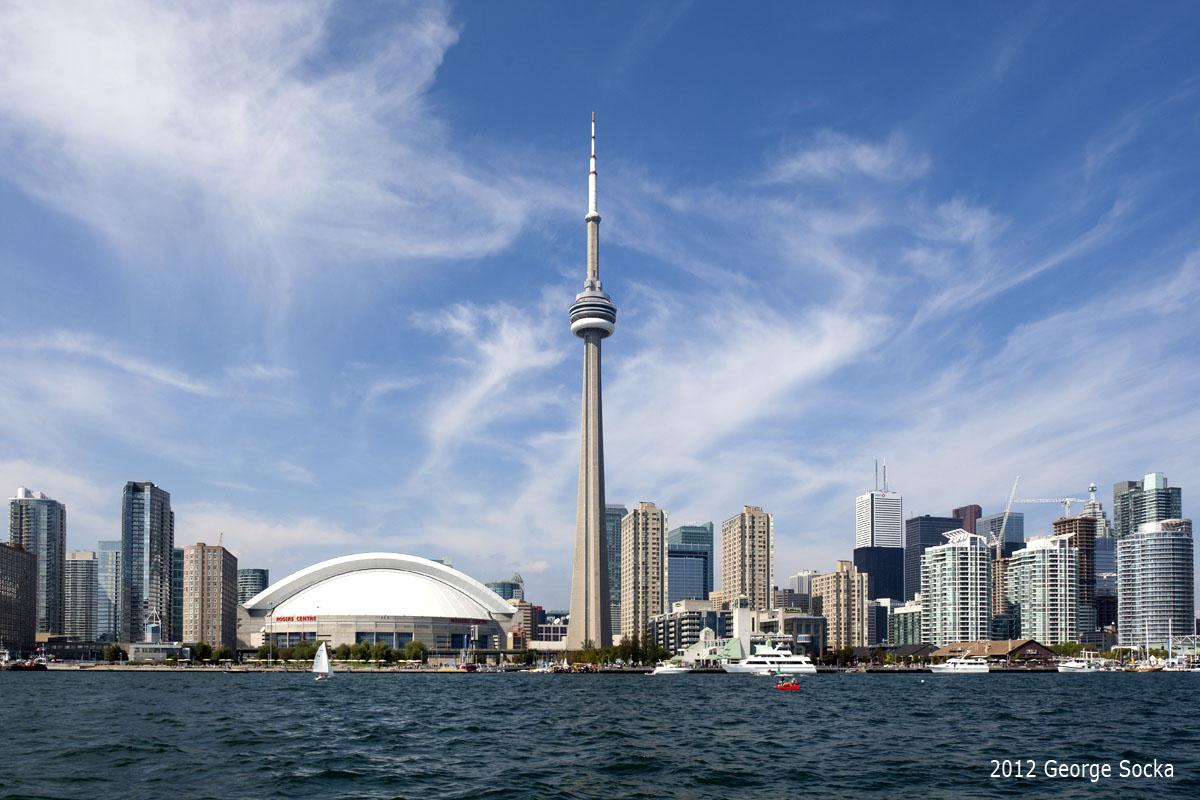 Toronto Island Tour Guide