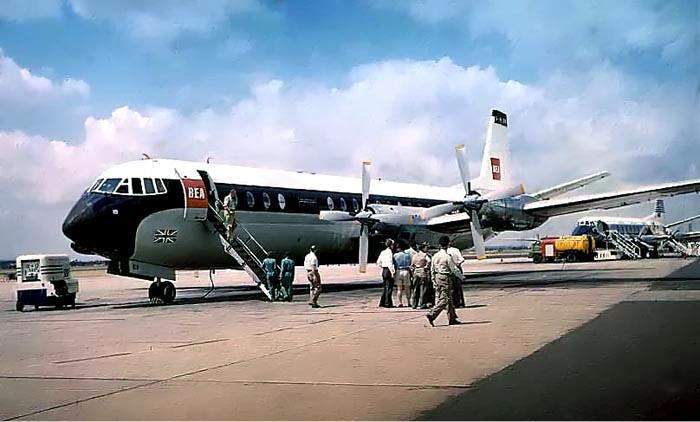 BEA Vickers 951 Vanguard Robbins-2
