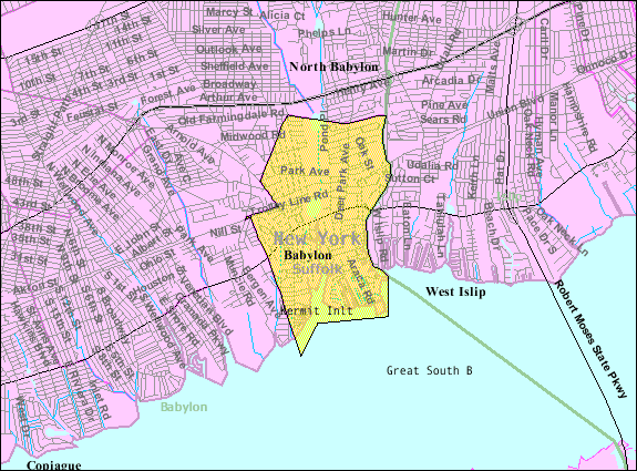 Zip Code For North Beach Long Beach Island Nj