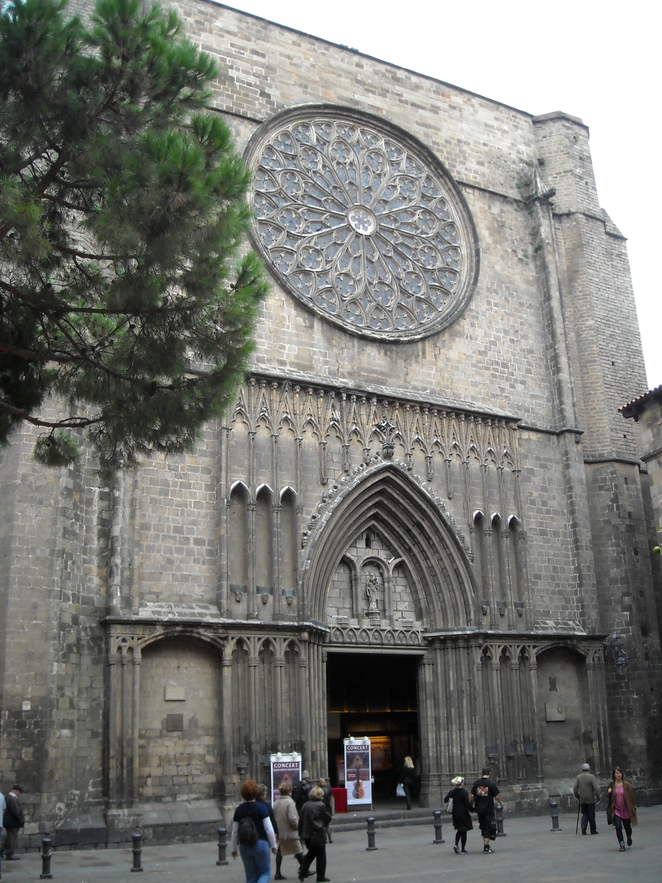Basilica de Santa Maria del Pi