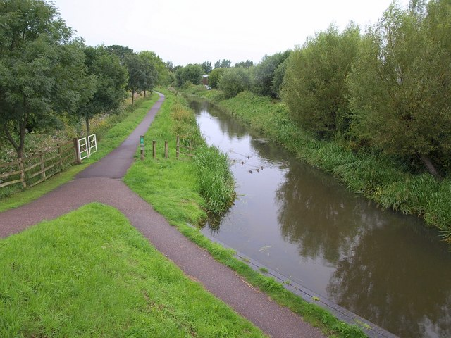 Bridgwater and Taunton Canal - geograph.org.uk - 1420211