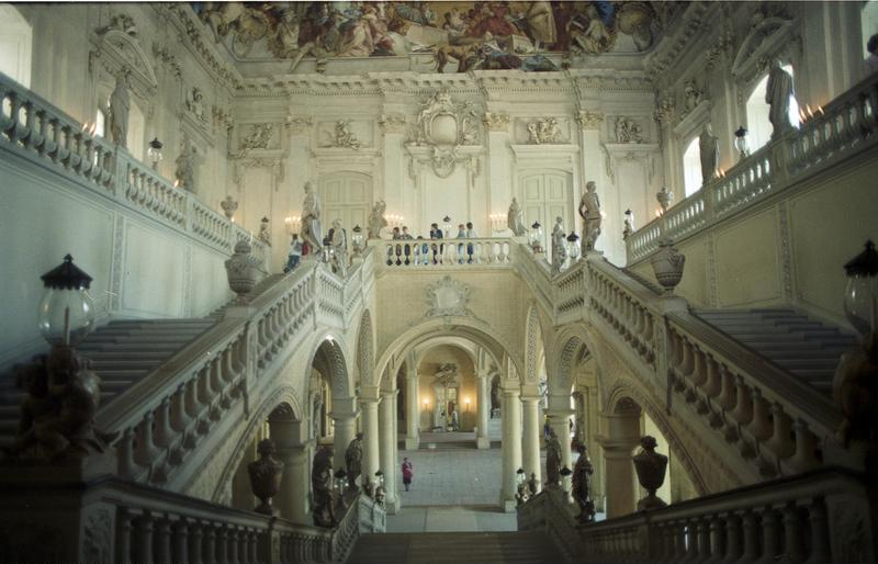 The Staircase, The Residenz